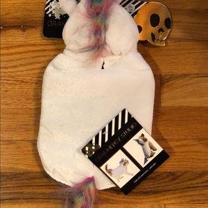 Dog Unicorn 🦄 Costume Size XS NWT